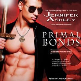 Primal Bonds: A Shifters Unbound Novel, Book 2 (Unabridged) - Jennifer Ashley mp3 listen download
