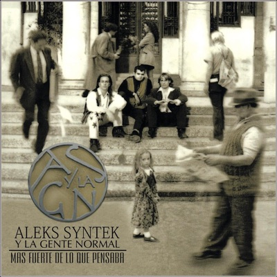 Más Fuerte de lo Que Pensaba - Aleks Syntek