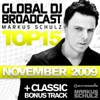 Global DJ Broadcast: Markus Schulz Top 15 (November 2009) [Bonus Track Version]