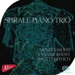 Spirale Piano Trio - Piano Rikudim