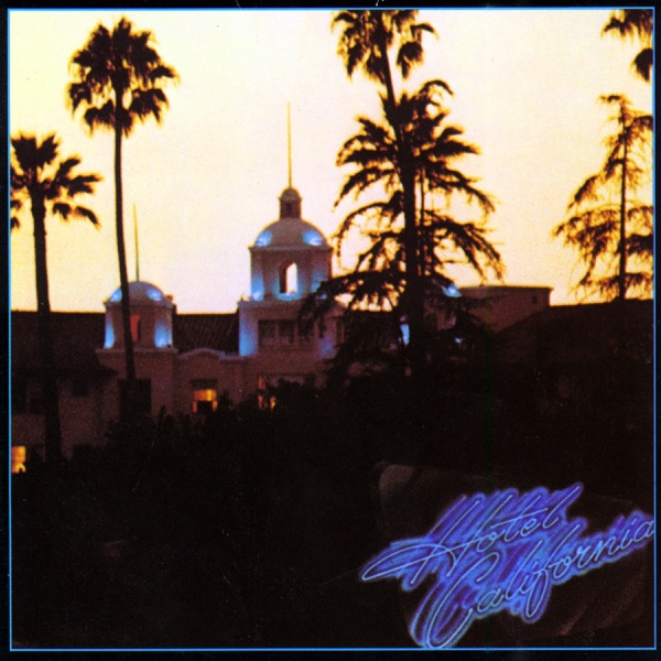 Cover art for Hotel California