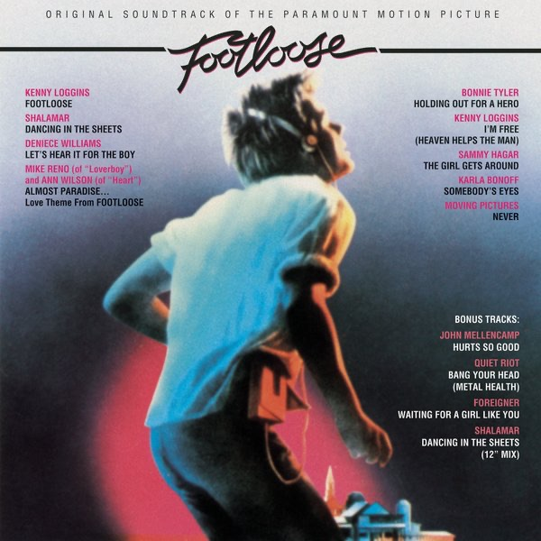 Cover art for Footloose