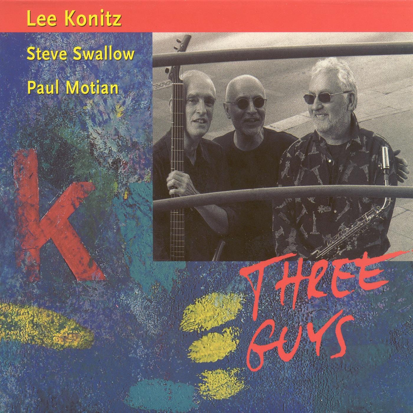 Konitz, Lee: 3 Guys