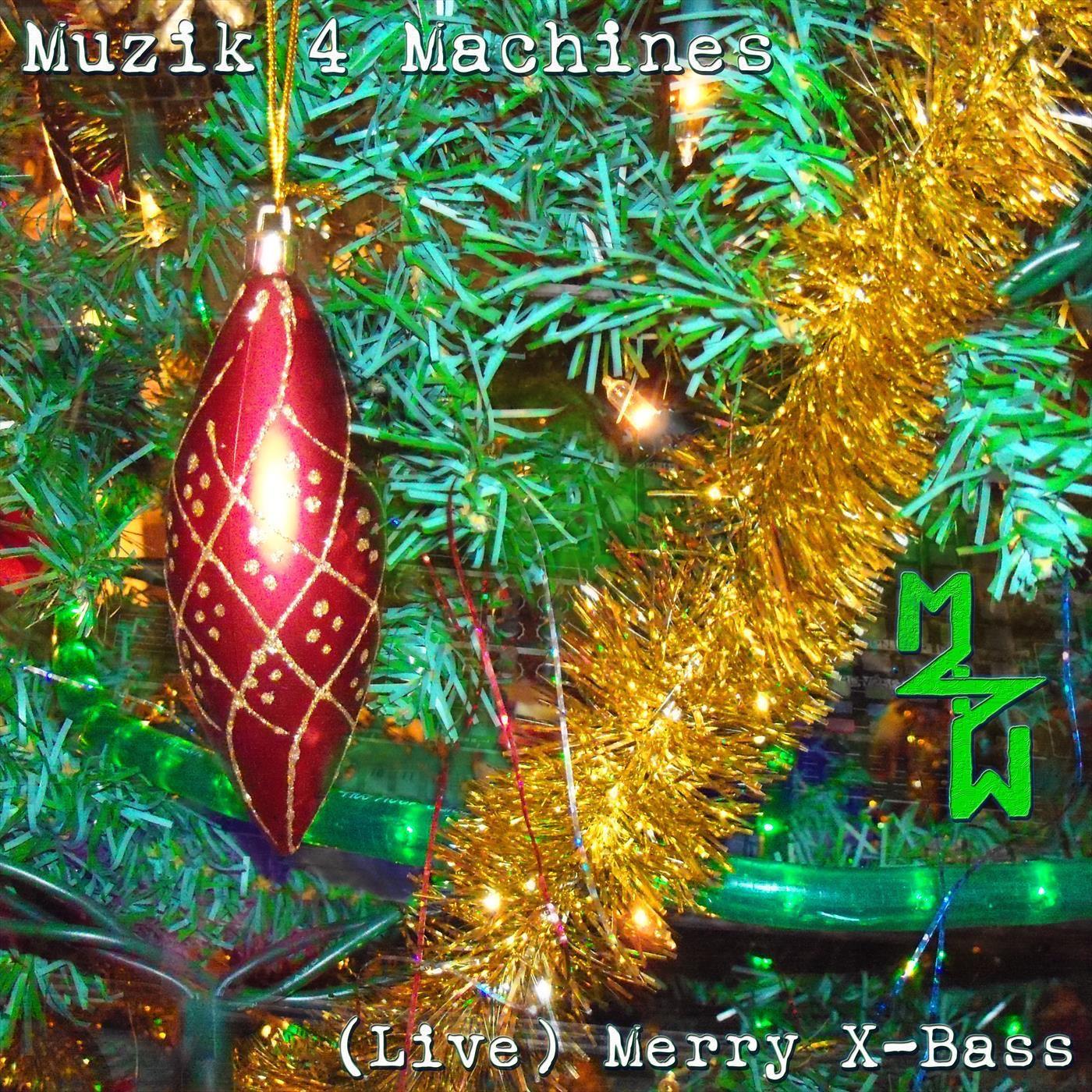 Merry X-Bass (Live) - EP