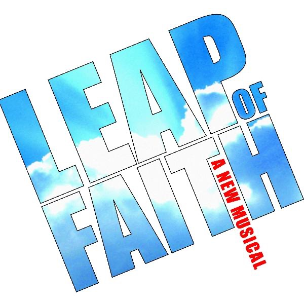 Step Into the Light/Leap of Faith - Single