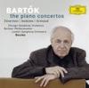 Bartók: The Piano Concertos, Berlin Philharmonic, Chicago Symphony Orchestra, Hélène Grimaud, Krystian Zimerman, Leif Ove Andsnes, London Philharmonic Orchestra & Pierre Boulez