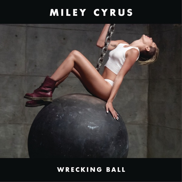 Cover art for Wrecking Ball