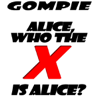 Gompie - Alice (Who the X Is Alice) artwork