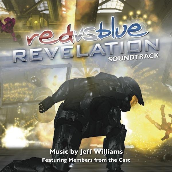 Red vs. Blue (Revelation Soundtrack)