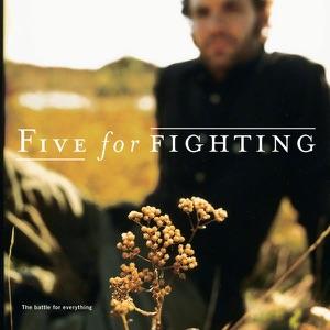 Five for Fighting - Disneyland