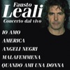 Fausto Leali Concerto dal Vivo ジャケット写真