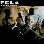 Best Of The Black President-Fela Kuti