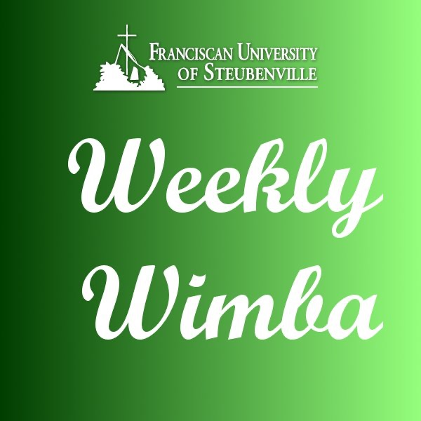 Franciscan University EDU 536: Weekly Wimba
