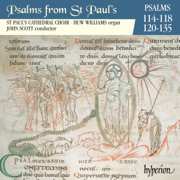 Psalms from St Paul's, Vol. 10 - St. Paul's Cathedral Choir, Huw Williams & John Scott