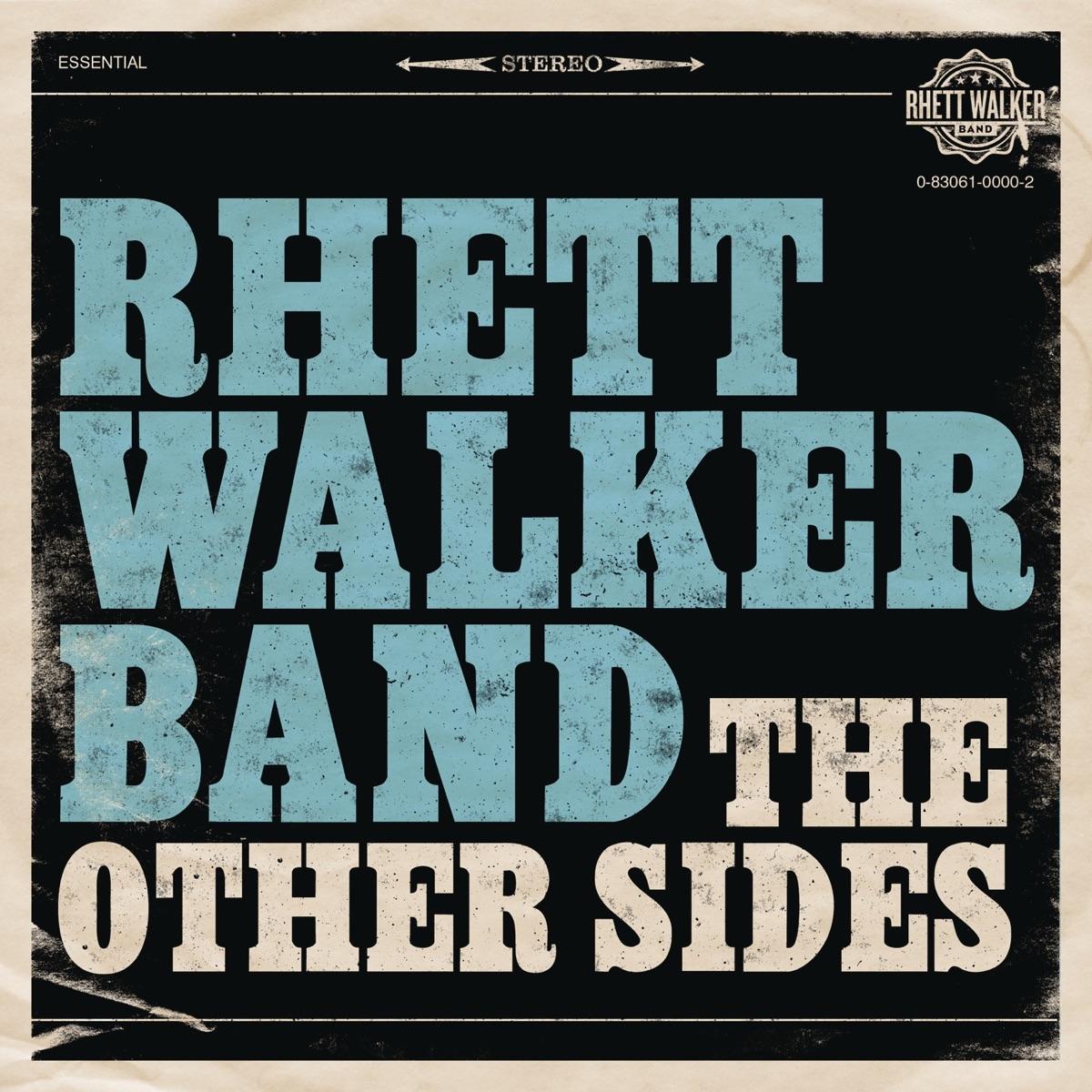 The Other Sides - EP Rhett Walker Band CD cover