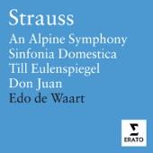 Minnesota Orchestra/Edo de Waart - Symphonia Domestica Op. 53: I. (Bewegt) - Thema I - Thema II - Thema III