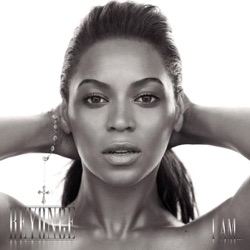 I Am... Sasha Fierce - Beyoncé Album Cover