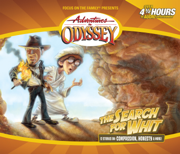 #27: The Search For Whit - Adventures in Odyssey - Adventures in Odyssey