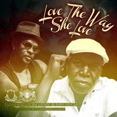 Love the Way She Love (feat. Mr. Vegas) - Single - Barrington Levy