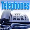 Telephone, Electronic - Electronic Office or Home Speaker Phone: Ring 8: Constant, Close, Telephones