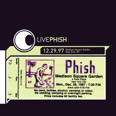 LivePhish 12/29/97 (Madison Square Garden, New York, NY) - Phish