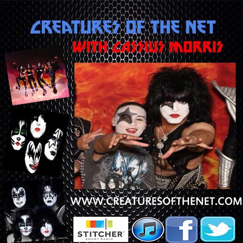 Creatures Of The Net with Cassius Morris