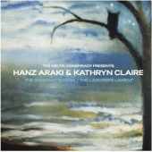 Hanz Araki & Kathryn Claire - Covering Ground / The Rolling Waves