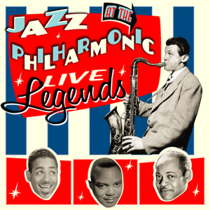 Various Artists - Jazz at the Philharmonic: Live Legends