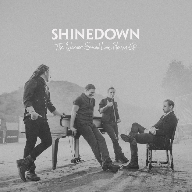 Shinedown The Warner Sound Live Room Ep Songs