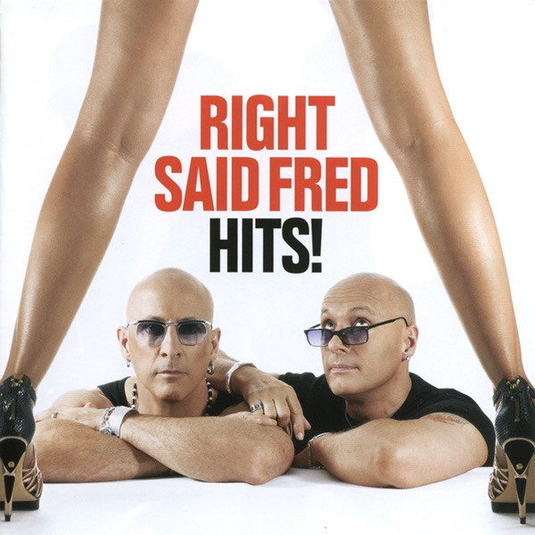 Right Said Fred mit I'm Too Sexy