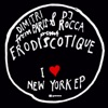 Erodiscotique - I Love New York ジャケット写真