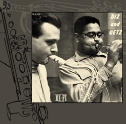 View album Diz and Getz