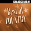 Karaoke Bash: Best of Country (Digital Version) ジャケット写真