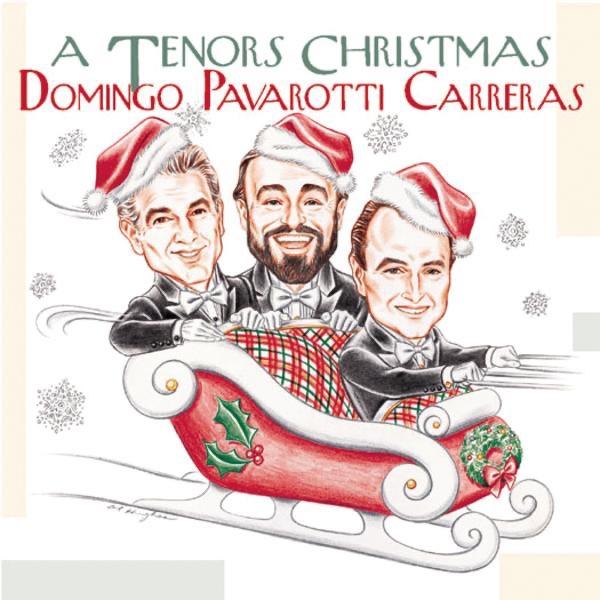 José Carreras, Wiener Staatsopernchor, Richard Österreicher & E. Kiennast mit Cantique de Noël (O Holy Night)