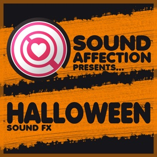 A Haunted Halloween: Spooky, Scary, Ghost & Zombie Sound FX – Sound Affection