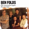 The Sound of Last Night...This Morning (Live), Ben Folds