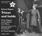 Richard Wagner, Chorus of the Royal Opera House, Philharmonia Orchestra, W.Furtwangler conductor - Tristan und Isolde CD1 of 4
