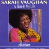 A Time In My Life, Sarah Vaughan