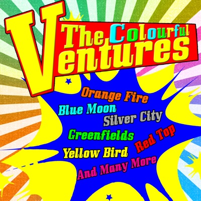 The Colourful Ventures - The Ventures