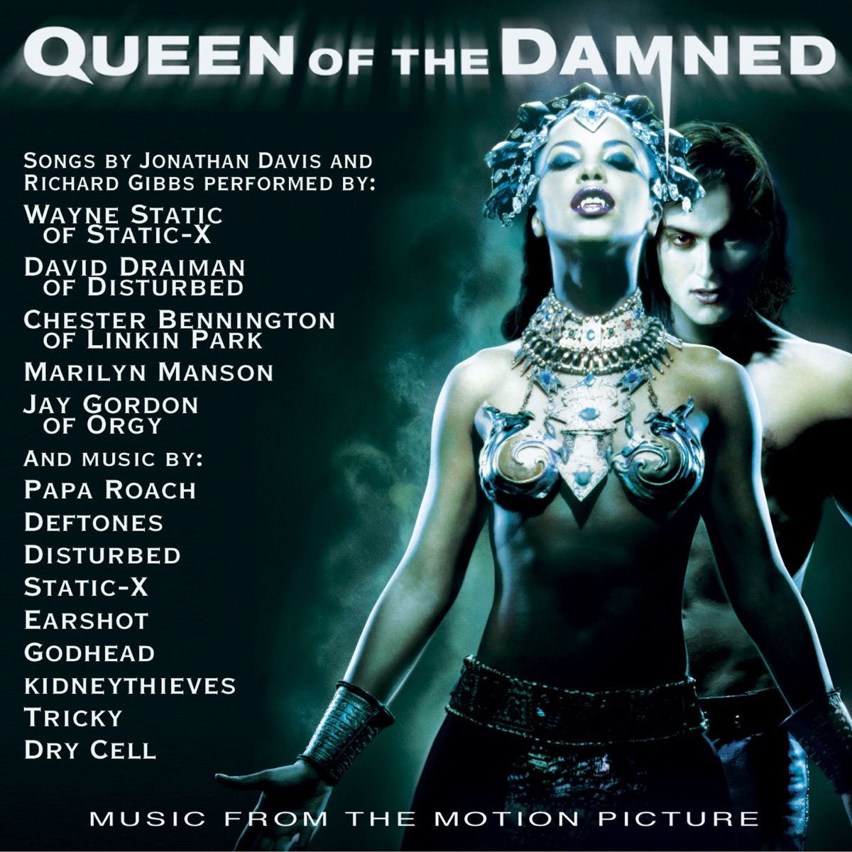 Queen of the Damned Album Cover by Various Artists