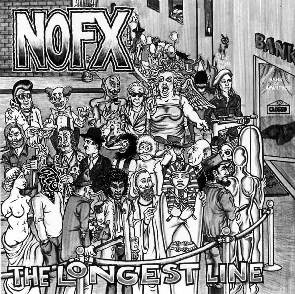 The Longest Line - EP
