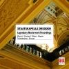 STAATSKAPELLE DRESDEN Legendary Masterworks Recordings
