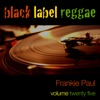 Black Label Reggae (Voulme 25) ジャケット写真