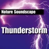 Thunderstorm Nature Sounds Only
