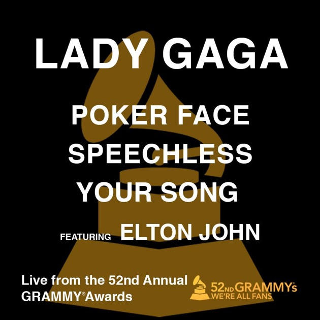 poker face song download
