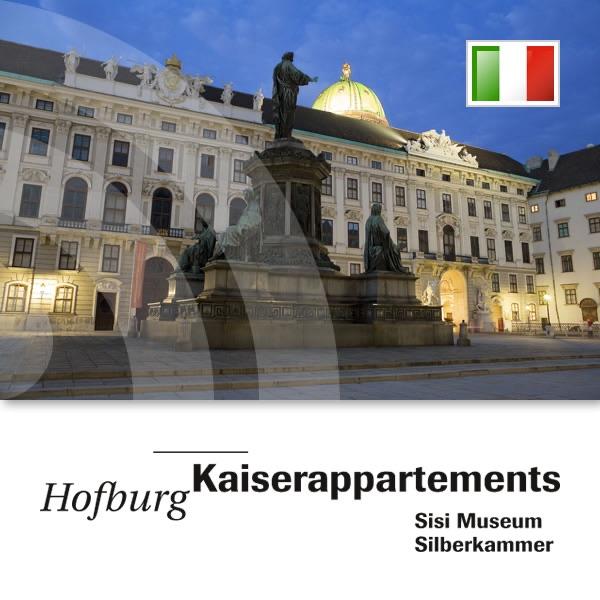 Hofburg di Vienna - Appartamenti imperiali, Museo di Sisi, Museo delle argenterie