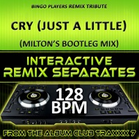 DJ Dizzy - Cry (Just A Little) [128 BPM Milton's Bootleg Mix]