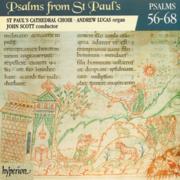 Psalms from St Paul's, Vol. 5 - St. Paul's Cathedral Choir, Andrew Lucas & John Scott