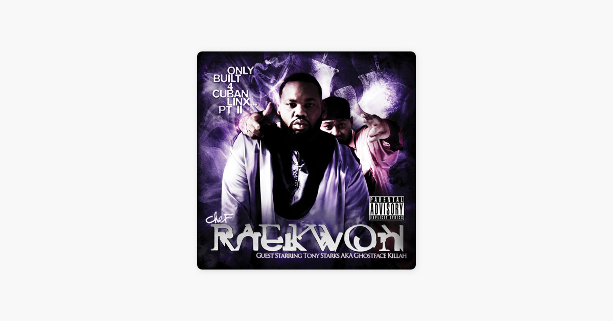 raekwon only built for cuban linx download