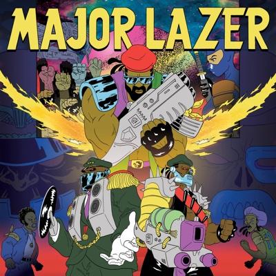 Bubble Butt (feat. Bruno Mars, Tyga & Mystic) - Major Lazer song
